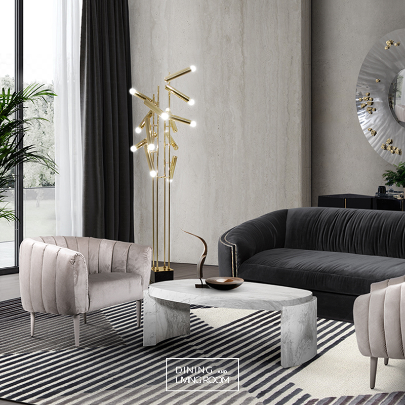 The Best Lighting Solutions For A Small Living Room Modern Lighting Ideas