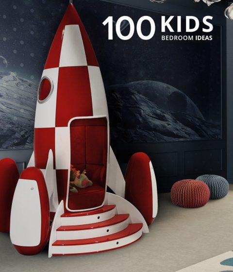 100 Kids Bedroom Ideas ebook 100 kids bedroom ideas 480x560