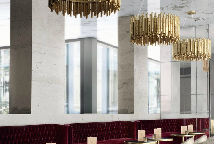 Lighting Solutions Best Lighting Solutions To Decorate A Modern Restaurant 2 6 740x500