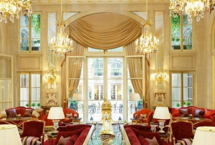 Get Inspired by Hotel Crillon Lighting  Get Inspired by Hotel Crillon Lighting couv 2 740x500