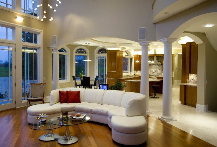modern lighting ideas 7 MODERN LIGHTING IDEAS TO GIVE YOUR HOUSE A NEW GLOW Home lighting 15 740x500