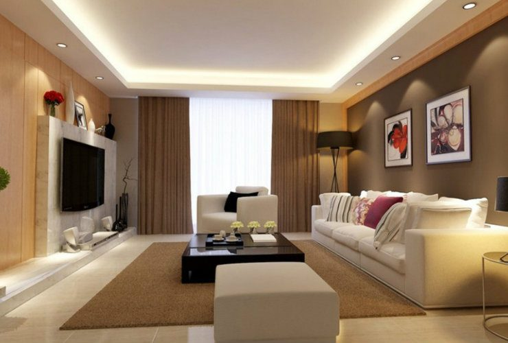 lighting solutions How to Chose The Best Lighting Solutions for Your Project home lighting design 1 740x500