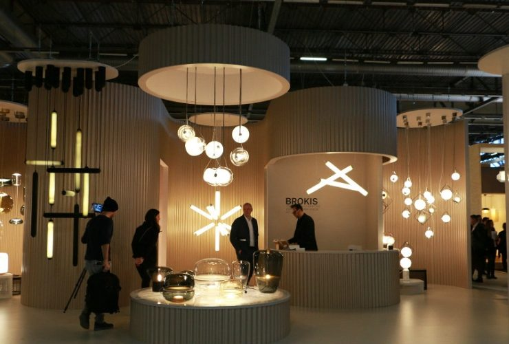 maison et objet 2019 The Best Lighting at Maison et Objet 2019 Modern Lighting Ideas 740x500