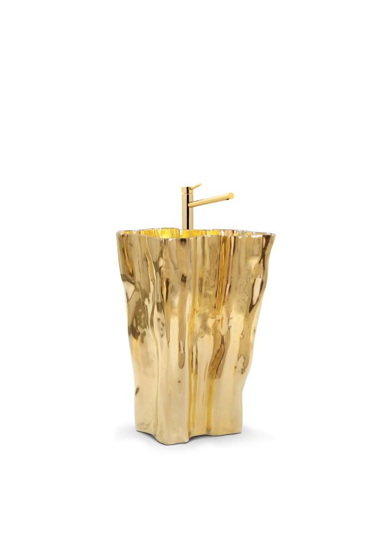 Ideobain - Golden Lighting Ideas For Your Bathroom ideobain Ideobain 2019 – Golden Lighting Ideas For Your Bathroom Ideobain Golden Lighting Ideas For Your Bathroom 8