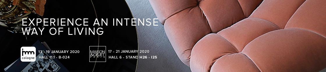 maison et objet 2020 Maison et Objet 2020 – BRABBU's Stand Preview Banner MO IMM BB