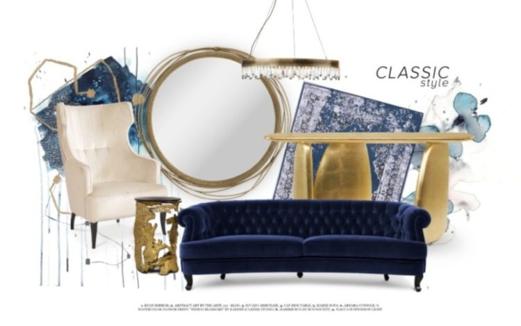 Pantone's Colour of the Year - Classic Blue pantone Pantone's Classic Blue Lighting Ideas For Your Project Pantones Colour of the Year Classic Blue 1