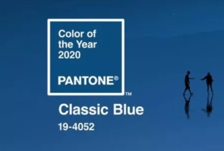 Pantone's Colour of the Year - Classic Blue pantone Pantone's Colour of the Year – Classic Blue Pantones Colour of the Year Classic Blue 2  Front page Pantones Colour of the Year Classic Blue 2