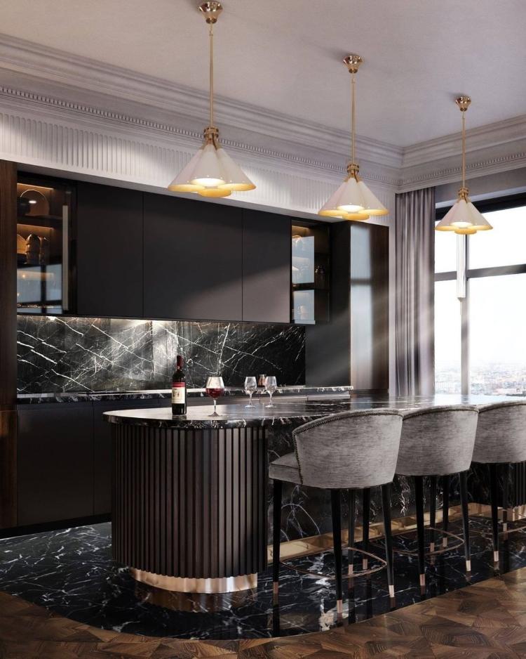 modern home lighting design ideas by gerard faivre paris Modern Home Lighting Design Ideas by Gérard Faivre Paris CovetHouse