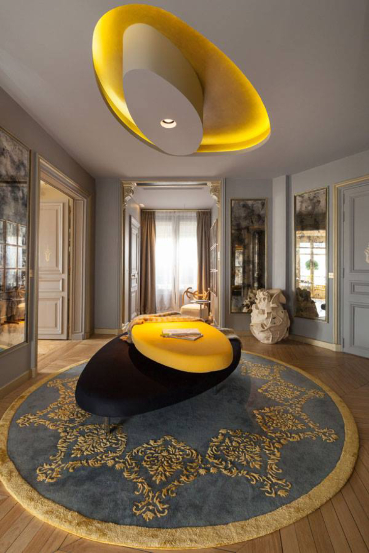 modern home lighting design ideas by gerard faivre paris Modern Home Lighting Design Ideas by Gérard Faivre Paris Gerard Faivre Paris 5