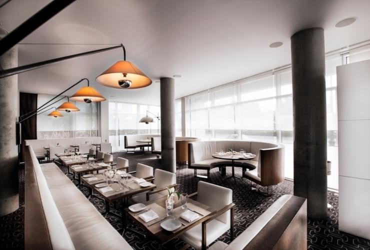 Modern Lighting Ideas for the Living Room by Thomas Juul-Hansen