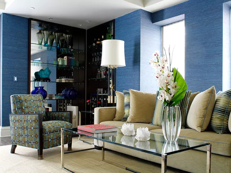 Richard Mishaan Design - Excellent Lighting, from a Modern to a Classic Style