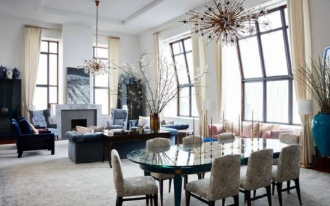 Bennett Leifer Interiors, Bennett Leifer Interiors New York, New York Interior Designer, Modern Lighting, Elegant Lighting, Artful Lighting, Lighting Projects
